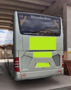 Foto ex Viviani Mercedes Tourismo anno 2016 Euro 6 est.5